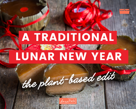 A Traditional Lunar New Year: Plant based