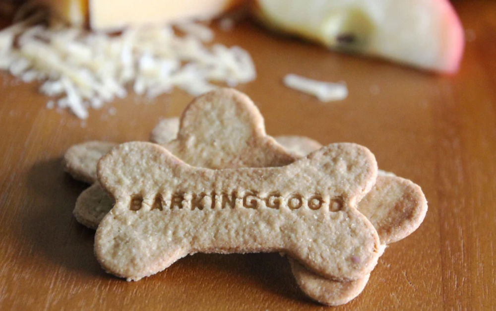 barking good cheddar apple bones