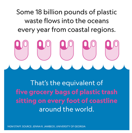 8 Essential Plastic Pollution Facts