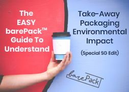 Guide to Take-Away Packaging: Environmental Impact