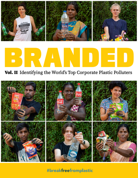 Who is the top plastic polluter?
