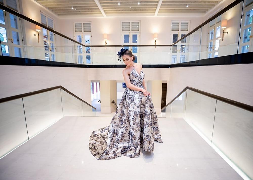 Covetalla dress rental singapore