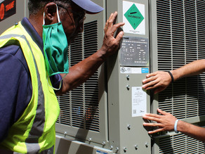 Using myZEFER™ Data for Facility HVAC Maintenance.....  Game Changer!