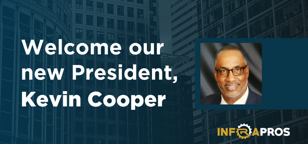 Welcome Kevin Cooper