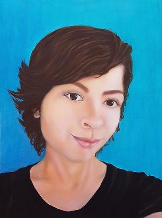 Deborah   acrilic on canvas 70x50.jpg