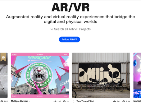 I'm Featured On Behance Again