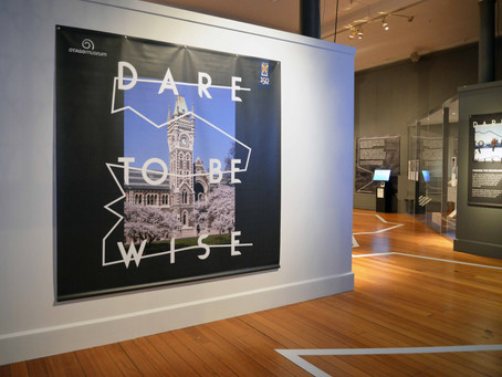 The Design of Dare To Be Wise exhibition 2019