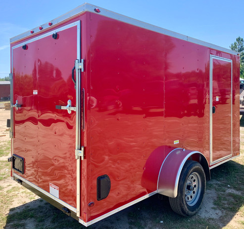6X12 CANDY RED