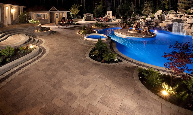 Pools, Decks, Pavers, Construction