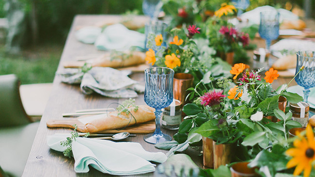 DFC All Inclusive Farm-to-table Dinner
