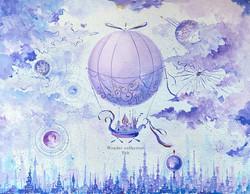 紫雲の魔法