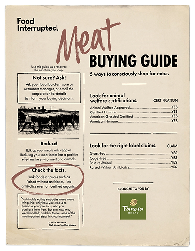 Panra Meat Buying Guide