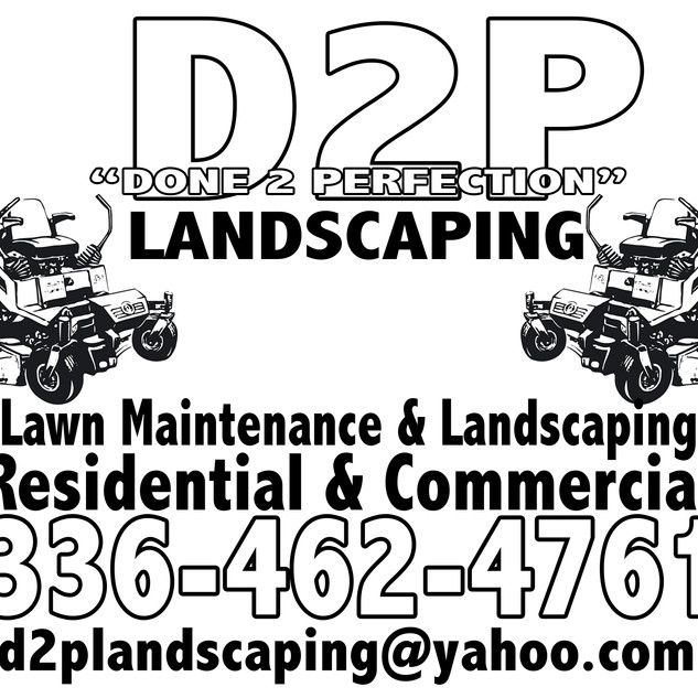 D2P Landscaping