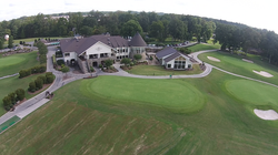 Golf Course Flyover