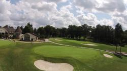 Golf Course Skyline