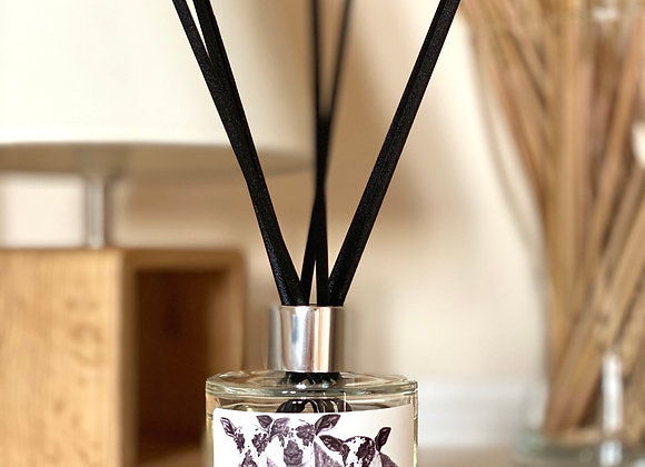 'MARR MULES' REED DIFFUSER IN SANDALWOOD & ORANGE BLOSSOM