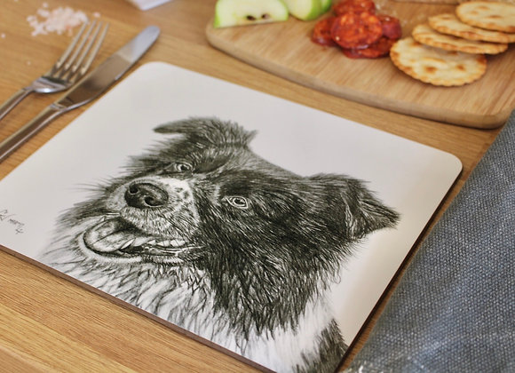 'KERRI THE COLLIE' PLACEMAT