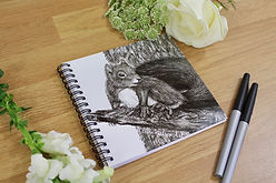 Claire Wilson Art 'Notebooks'