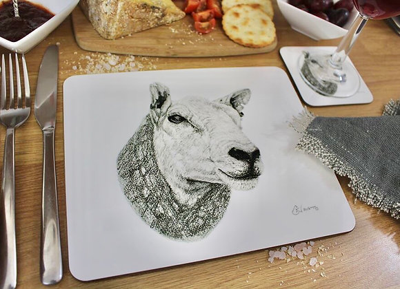 'NORTHERN STAR' PLACEMAT