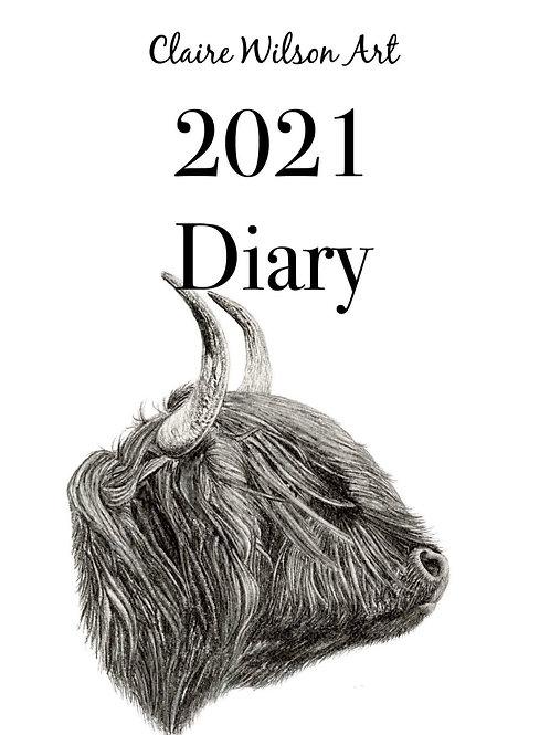 'JURA' 2021 DIARY