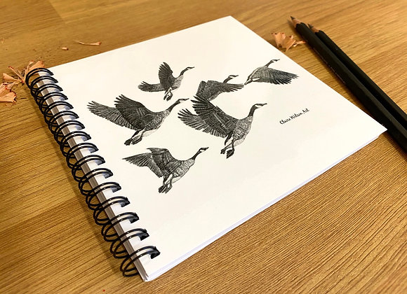 'FLY AWAY HOME' NOTEBOOK