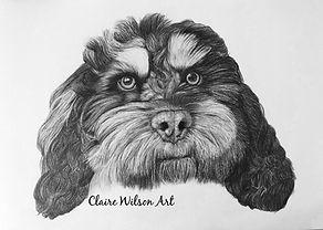 Claire Wilson Art 'Commission'