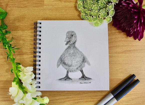 'PUDDLES' NOTEBOOK