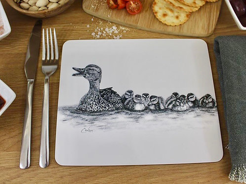 'JUST KEEP SWIMMING' PLACEMAT
