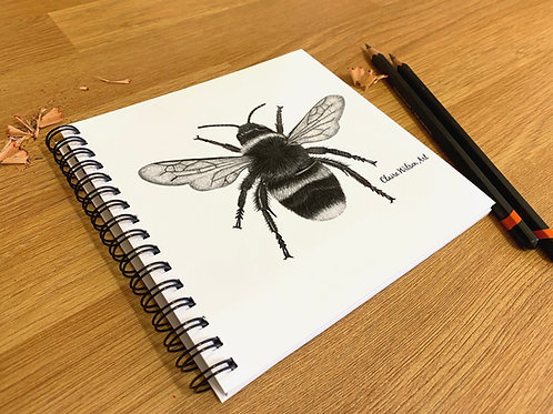 'THE BEES KNEES' NOTEBOOK