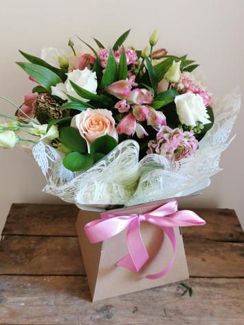 'The Flower Bee' Seasonal Bouquet