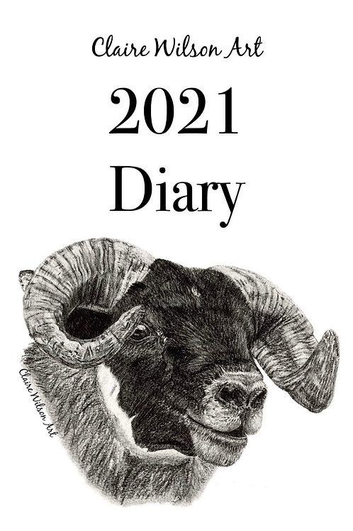 'BRUICHLADDICH' 2021 DIARY