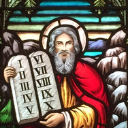 """""""Moses, the Law-Giver"""""""