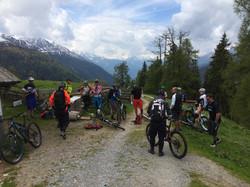Bike Weekend Davos 2015