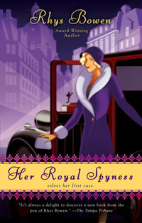 February Cozy Mystery Book Review: Her Royal Spyness