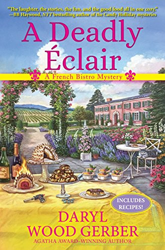 culinary cozy mystery, cozy mystery book review