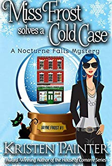 January Cozy Mystery Book Review: Miss Frost Solves a Cold Case