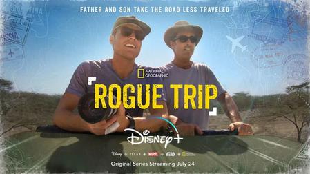 Rogue Trip on Disney+ (Pakistan)
