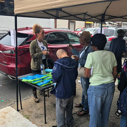 1st Annual Back to School Drive 2017