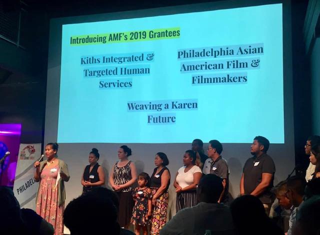 AMF Grant 2019