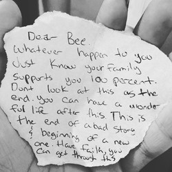 Our Beloved Bee's Words