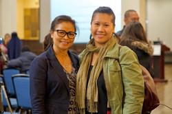 Sarorng Sorn & Dr. Nary Kith