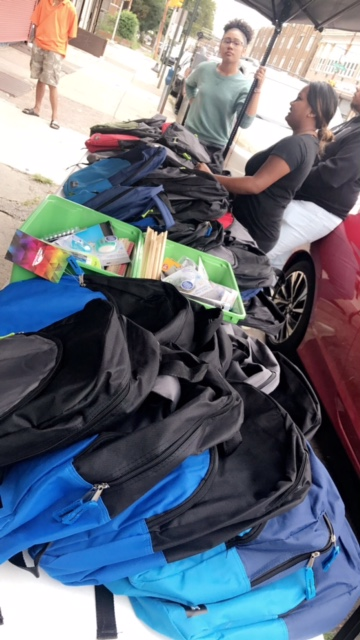 2nd Annual Back to School Drive 2018