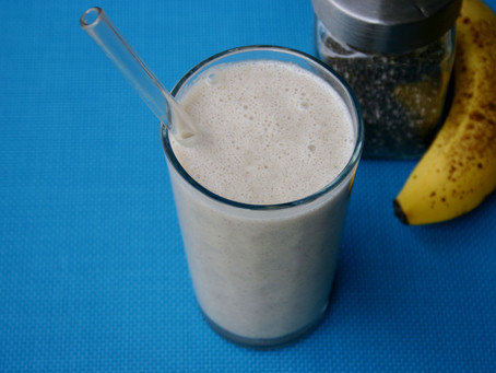 Banana Pancake Smoothie