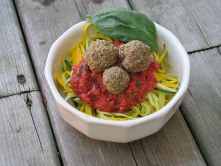 Savoury RAW No-Meat-Balls