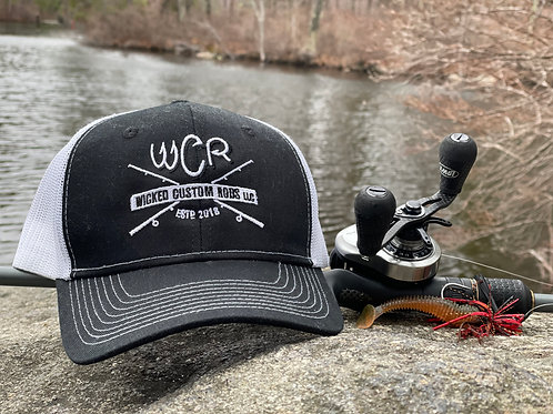 WCR Snapback Trucker Cap