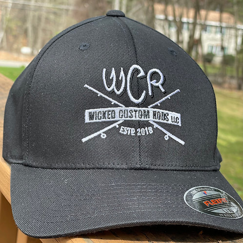 WCR Logo Fitted Hat