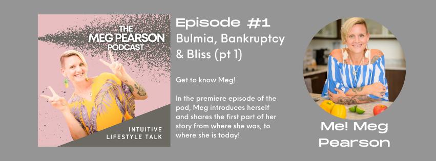Meg Pearson Podcast