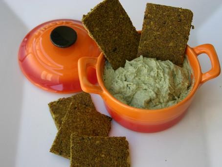 Liver Lovin' Artichoke Dandelion Hummus