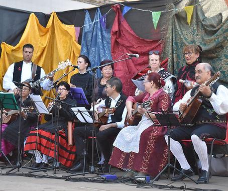 Coro folklórico de la Pilarica
