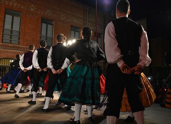 Escuelas Folklore Castellano